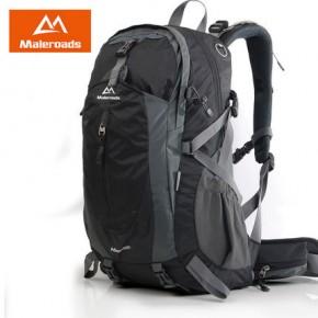 Рюкзак Maleroads MLS9018-2, черный