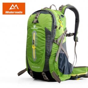 Рюкзак Maleroads MLS9019-2, светло-зеленый