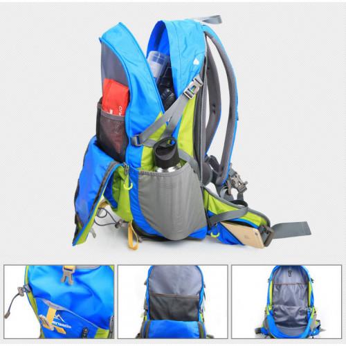 Рюкзак Maleroads, MLS2827, Vogue, цвет зеленый, туристический рюкзак, горный рюкзак купить
