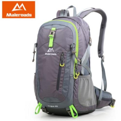 Рюкзак Maleroads MLS2827 Vogue, цвет серый, рюкзак для гор, рюкзак для путешествий купить