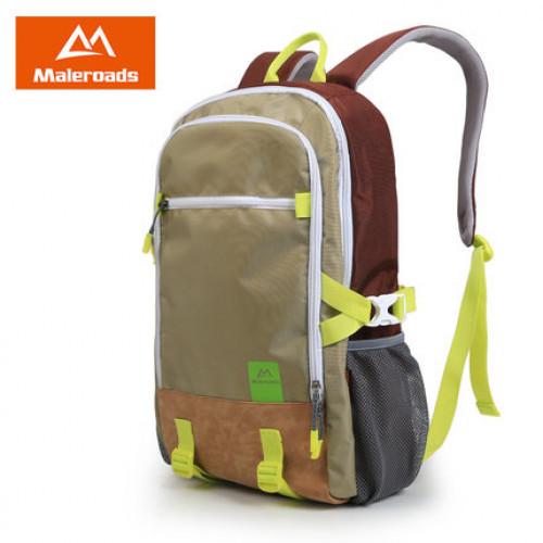 Городской рюкзак, Maleroads MLS2939, цвет хаки, рюкзак для путешествий, Рюкзак для командировок