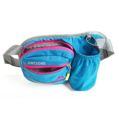 Поясная сумка Maleroads, MLS2515, цвет зеленый, сумка для бега, доставка по Казахстану