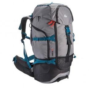 Рюкзак QUECHUA Forclaz 50L цвет серый