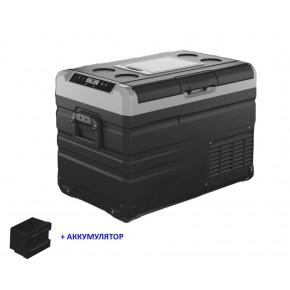 Автомобильный холодильник Alpicool ETW35 (35L) Двухкамерный 12/24/220V