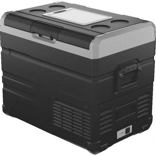 Компрессорный автохолодильник морозильник, Alpicool ETW35, Двухкамерный 12/24/220V, + аккумулятор.