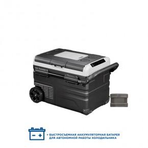 Автомобильный холодильник Alpicool ETWW45 (45L) Двухкамерный 12/24/220V