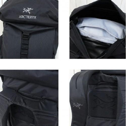 Рюкзак городской для ноутбука, Arcteryx Jericho Backpack 35L, цвет Iron anvil