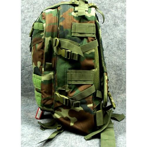 Рюкзак тактический FOX Tactical, цвет камуфляж, рюкзак для туризма, охоты, рыбалки, Тактический рюкзак
