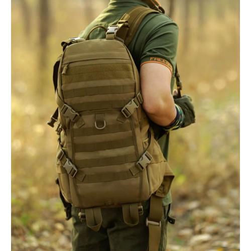 Рюкзак тактический TAD цвет хаки 30L, военный рюкзак для охоты и рыбалки, доставка по Казахстану