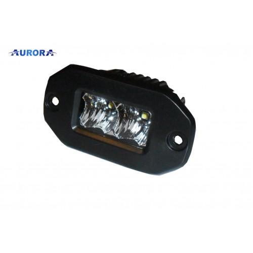 AURORA ALO-EL-2-E7T, фара ближнего света, врезная, 20W, фара заднего хода, гарантия 2 года