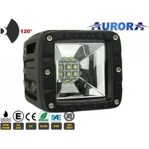 AURORA ALO-2-E12T, фара рабочего света, 40W, Угол света 120°, панорамный свет, Официальный дилер Aurora