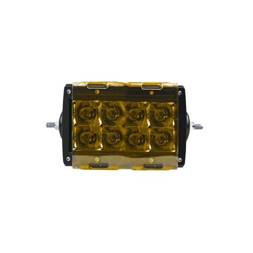 """ALO-AC4DA Крышка-светофильтр 11 см, Цвет янтарный, 4"""""""