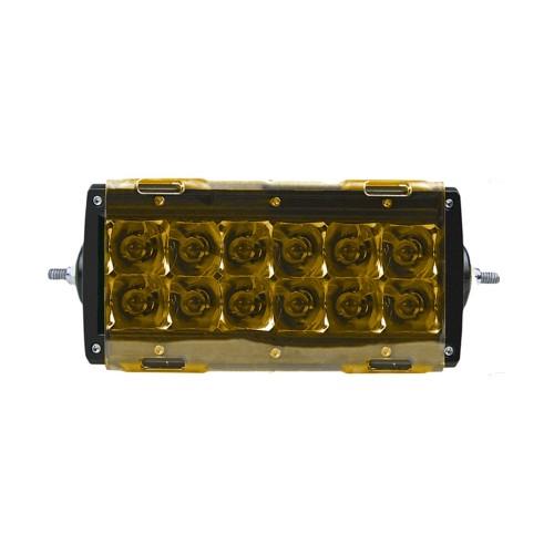 """ALO-AC6DA Крышка-светофильтр, 16 см, Цвет янтарный, 6"""""""