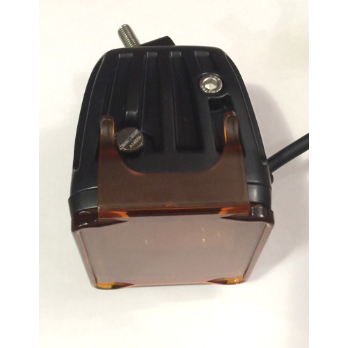 Aurora ALO-AC2WA, Крышка-светофильтр, Цвет янтарный, для рабочего света, доставка по Казахстану