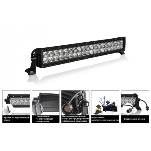 AURORA ALO-30-P4E4J, 300W 86см, фары AURORA, Aurora led bar, интернет магазин Aurora,