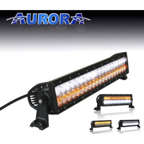 AURORA ALO-30-P4AE4B-M, Всепогодная Aurora, All Weather Aurora, двухрядная фара, противотуманные фары, фара желтого света,