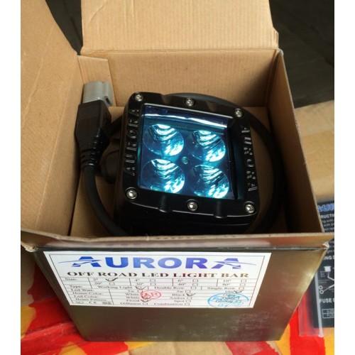 AURORA ALO-2-E4A, Рабочий свет, фары для тумана, противотуманки Aurora, противотуманный свет, противотуманная фара