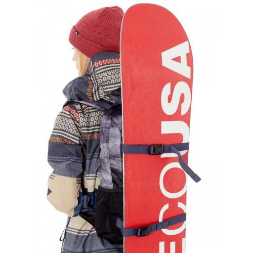 Рюкзак Burton Day Hiker 25L, цвет черный, рюкзак для скейтбординга и сноубординга