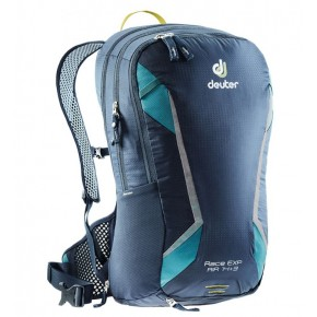 Велорюкзак Deuter Race EXP Air New 14+3L, цвет navy-denim