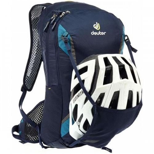 Рюкзак Deuter Race EXP Air для велогонок и любителей динамичного катания, цвет navy-denim