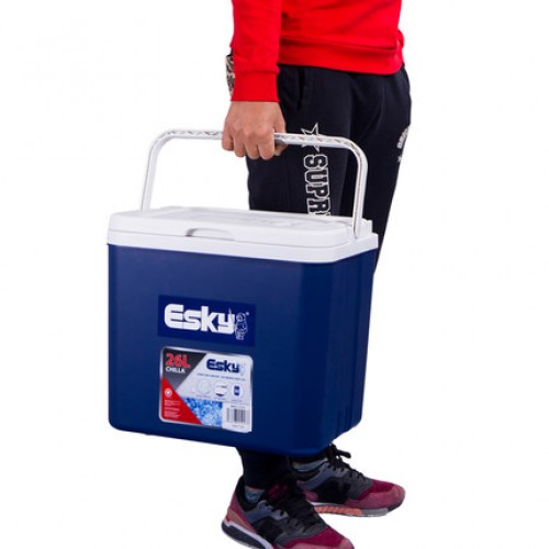 Термобокс для пищевых продуктов, ESKY 26L, Изотермический контейнер для хранения продуктов