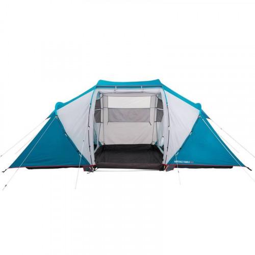 Купить палатку QUECHUA Family в Алматы, 4-х местная палатка QUECHUA, семейная палатка Quechua