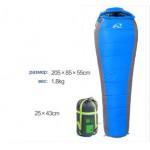Спальник Windtour цвет голубой вес 1.8KG