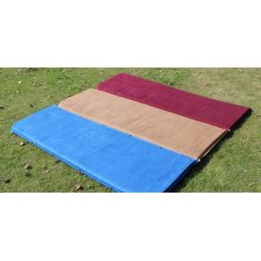 Каремат самонадувающийся, 190*68*5см, красный, синий