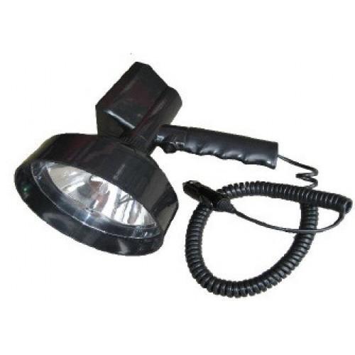 Фара-искатель галогенный, Прожектор для Охоты, диаметр отражателя 240мм