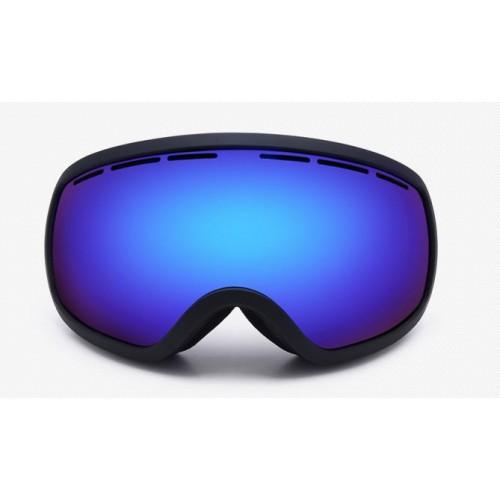 Горнолыжная маска детская NANDN NG92, синяя, Маски горнолыжные: продажа, цена в Алматы