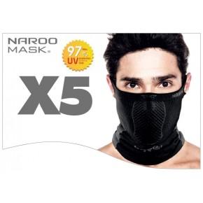 Бандана (бафф) Naroo Mask X5