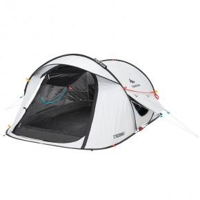Quechua 2 seconds Fresh&Black Двухместная палатка