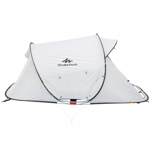 Палатка Quechua 2 seconds Fresh&Black, двухместная палатка, QUECHUA палатка, для кемпинга, доставка по всему Казахстану