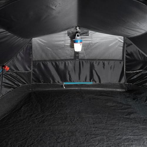 Двухместная палатка с тамбуром, Quechua 2 seconds Fresh&Black, new 2018, туристическая палатка