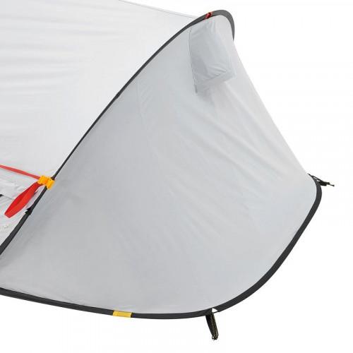 Трехместная палатка Quechua 2 seconds Fresh&Black, палатка для кемпинга, доставка по всему Казахстану