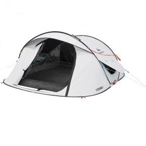 Quechua 2 seconds Fresh&Black Трехместная палатка