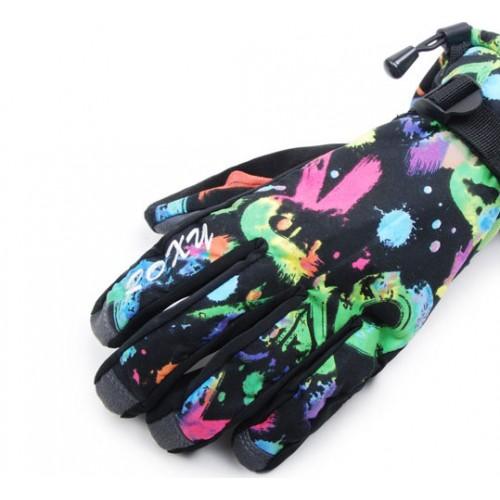 Женские лыжные / сноубордические перчатки Roxy, размер М