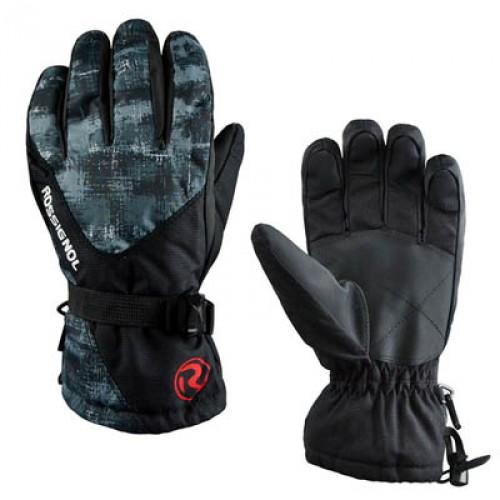 Мужские перчатки Rossignol, размеры: ширина перчатки 10.5см, общая длина 24.5см