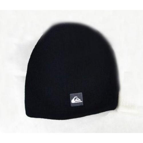 Мужская зимняя шапка Quiksilver, цвет белый, черный, коричневый, темно-серый
