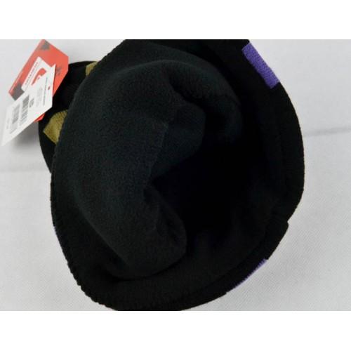 Зимняя шапка Burton, цвет серый